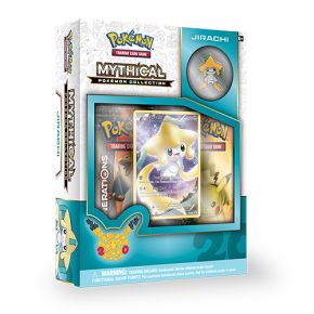 0038 jirachi box set